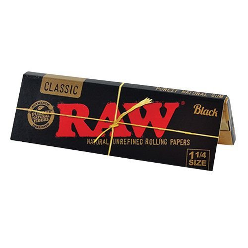 SEDA RAW 1/4 BLACK