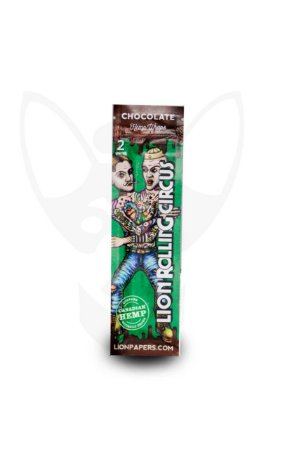 BLUNT LION ROLLING CIRCUS CHOCOLATE