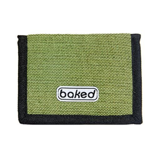 CARTEIRA BAKED LOW SIDE VERDE