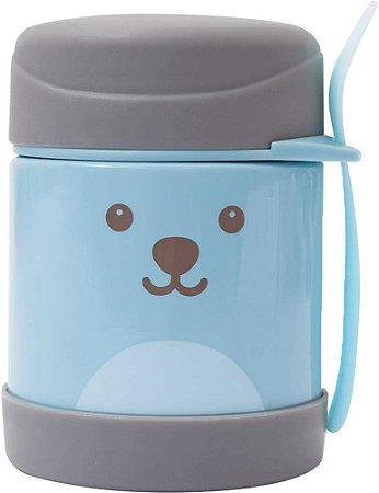 Pote Térmico Infantil - Gumy - Azul - Buba