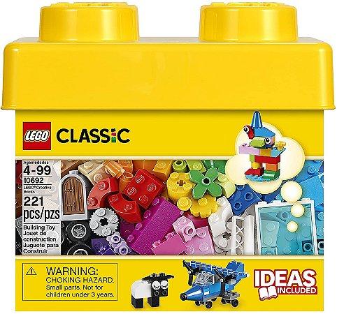 Lego Classic - Peças Criativas - 221 peças - LEGO