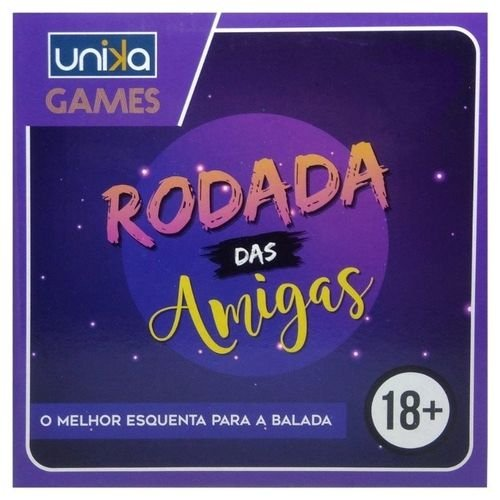 Jogo Rodada das Amigas - Unika Games