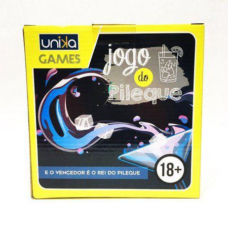 Jogo do Pileque - Unika Games