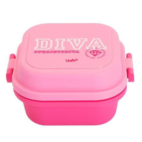 Mini Marmita Quadrada - Diva - 550ml - Uatt