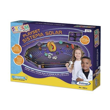 Playset Sistema Solar - Xalingo