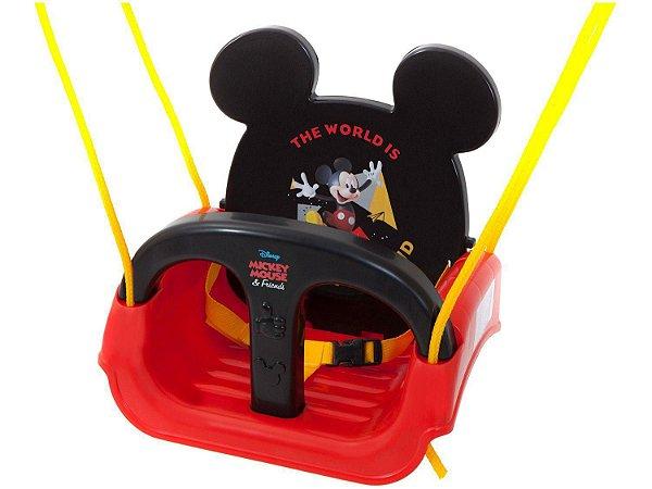 Balanço Infantil 3 em 1 - Mickey Mouse - Xalingo