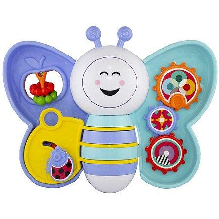 Brinquedo Infantil Babyleta - com Luz e Som - Tateti - Calesita