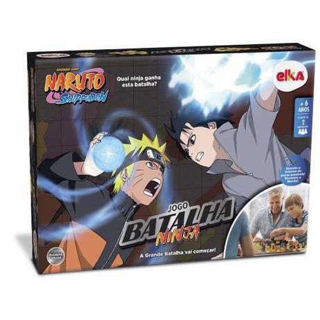 Jogo Batalha Ninja - Naruto - Elka