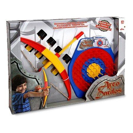 Brinquedo Arco e Dardos - Elka