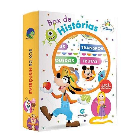 Box de Histórias Infantis - Disney - Culturama