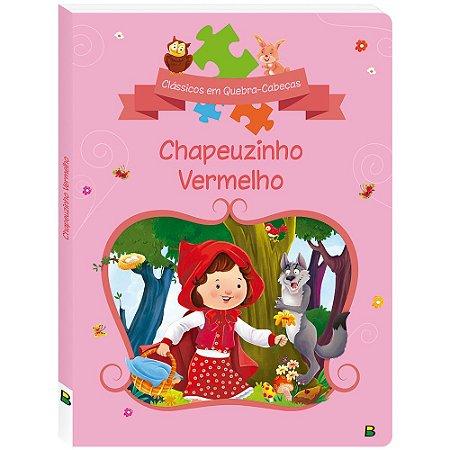 Clássicos em Quebra-cabeça - Chapeuzinho Vermelho - Todolivro