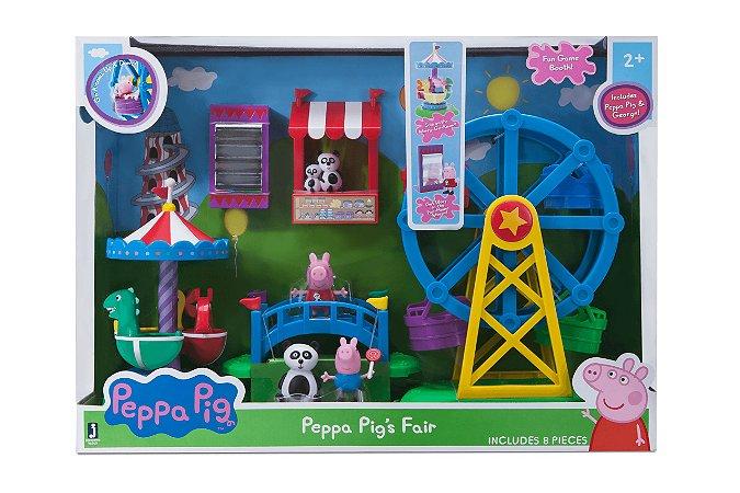 Peppa Pig's - Parque de Diversões - Sunny