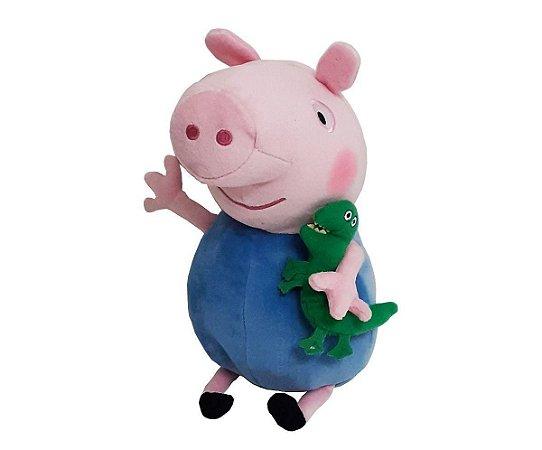 Pelúcia George Pig - 30cm - Sunny