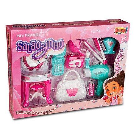 Meu Primeiro Salãozinho - Zoop Toys
