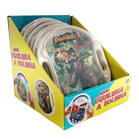 Jogo Equilibra a Bolinha - DM Toys