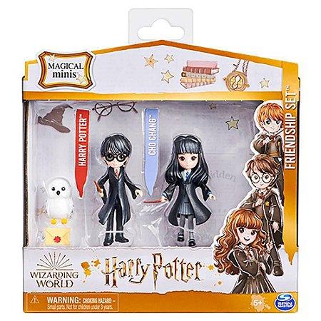 Harry Potter - Pack da Amizade Amuletos Mágicos Harry e Cho - Sunny