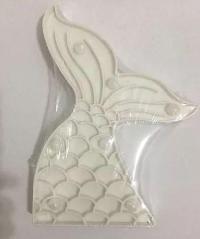 Luminária Calda Sereia - Branco