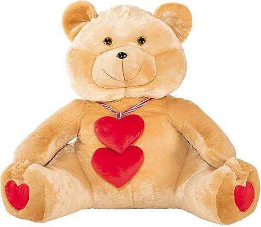 Urso Dois Corações