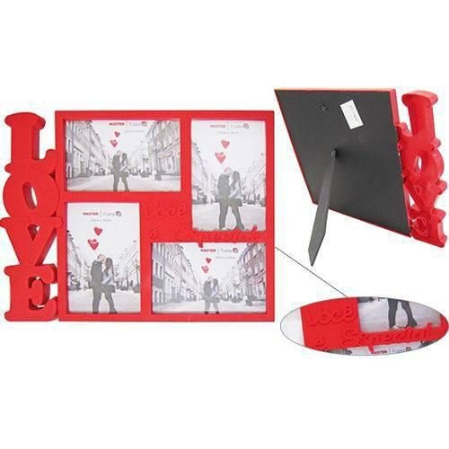 Porta Retrato - Love - Cores Diversas