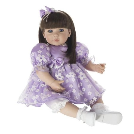 Bebê Reborn Laura Doll - Belinda - Shiny Toys