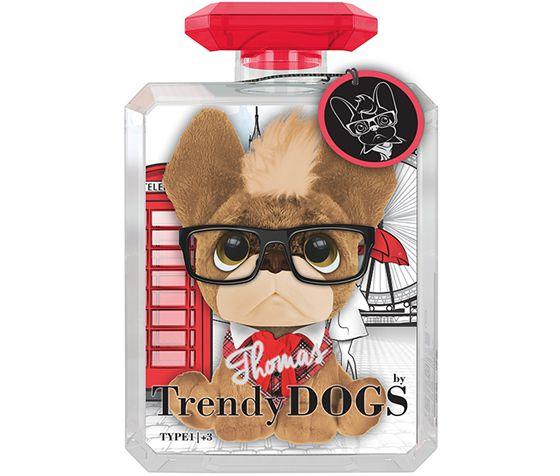 Pelúcia Trendy Dog - Thomas G - FUN