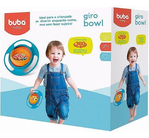 Prato Giro Bowl - Azul - Buba