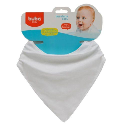 Bandana Baby - Branca - Buba