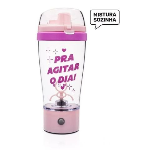 Coqueteleira Mixer - Pra Agitar O Dia - Ludi
