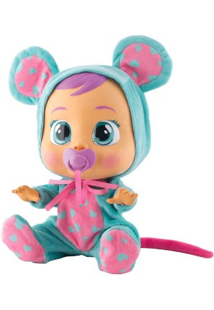Boneca Cry Babies - Lala - Multikids