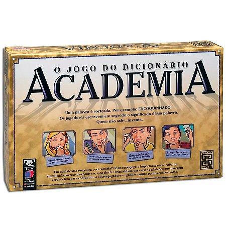 Jogo Academia - Grow
