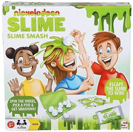 Jogo Slime Smash - Nickelodeon - Toyng