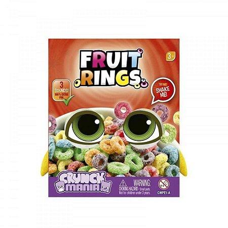 Boneco Crunck Mania - Fruit Rings - Fun