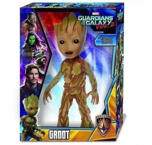 Boneco Bebê Groot - 45cm -  Guardiões Da Galáxia 2 - Marvel