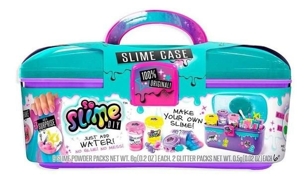 Super Maleta De Slime - So Slime Diy - Fun