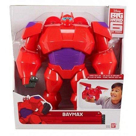 Figura Articulada - Baymax Transformação - Big Hero 6 - 20 Cm - Sunny