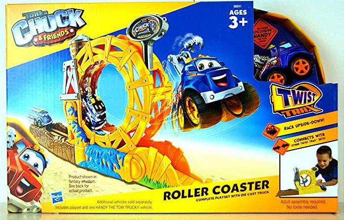 Tonka Chuck & Friends - Roller Coaster - Twist Trax - Hasbro