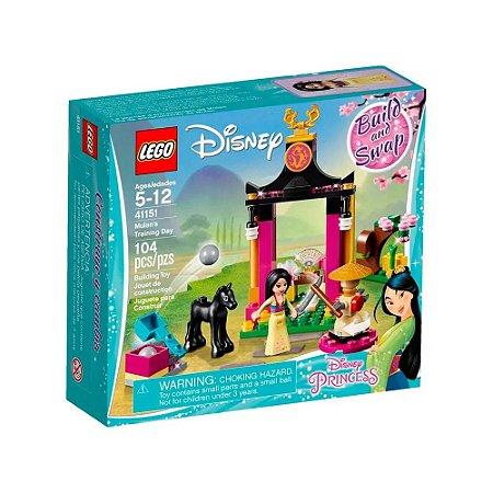 Lego Disney - Dia De Treinamento Da Mulan - LEGO