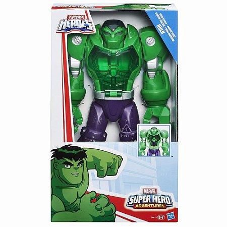 Boneco Hulk - Super Hero - Playskool - Hasbro