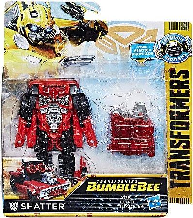 Transformers Bumblebee - Energon Igniters - Shatter - Hasbro