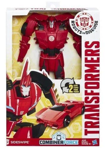 Transformers Sideswipe - Combiner Force - B4676 - Hasbro