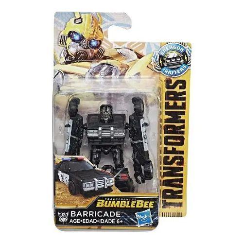 Mini Robo Transformers - Energon Igniters - Barricade - E0766 - Hasbro