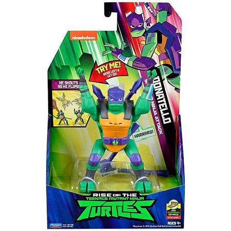 Figuras de Luxo - Tartarugas Ninjas - Donatello - Sunny