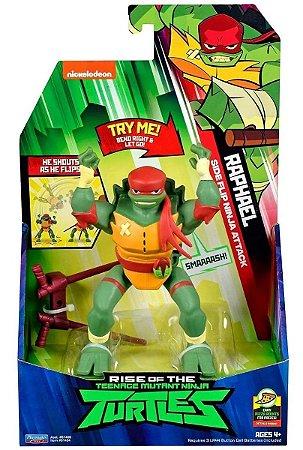 Figuras de Luxo - Tartarugas Ninjas - Raphael - Sunny