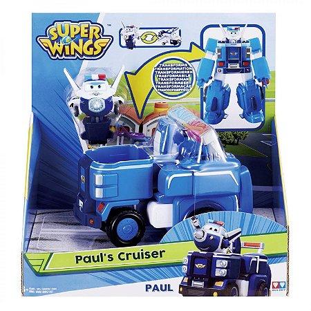 Super Wings - Transformação Paul Cruiser - Fun