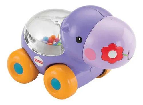 Veículo dos Animais - Hipopótamo - Fisher Price - Mattel
