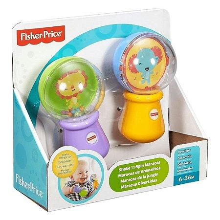 Maracas Divertidas - Fisher Price - Mattel