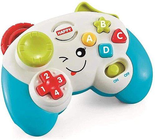 Meu Primeiro Controle - Video Game - Luz e Som - Multikids