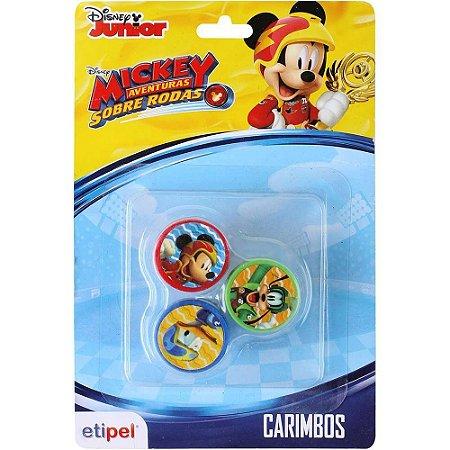 Carimbo Autoentintado - Mickey Mouse - Etipel