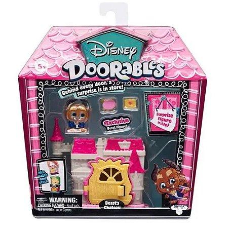 Doorables Disney - Castelo da Fera - DTC