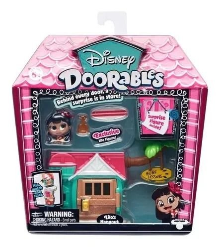Doorables Disney - Casa da Lilo - DTC